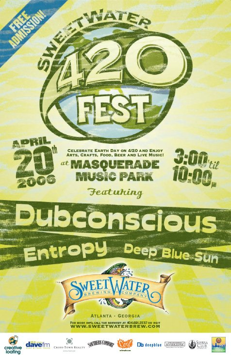 2006 Sweetwater Poster