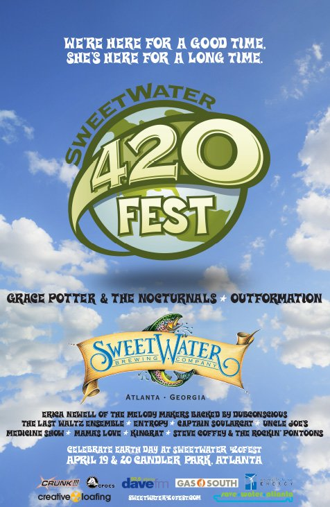 2008 Sweetwater Poster