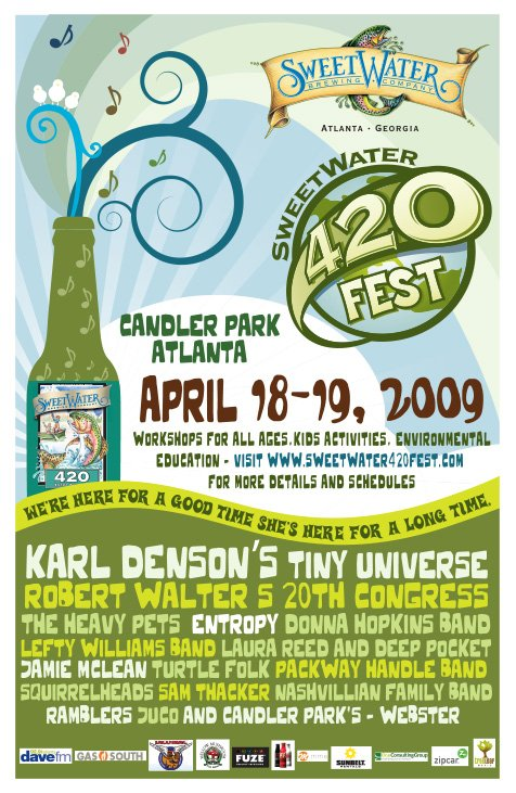 2009 Sweetwater Poster