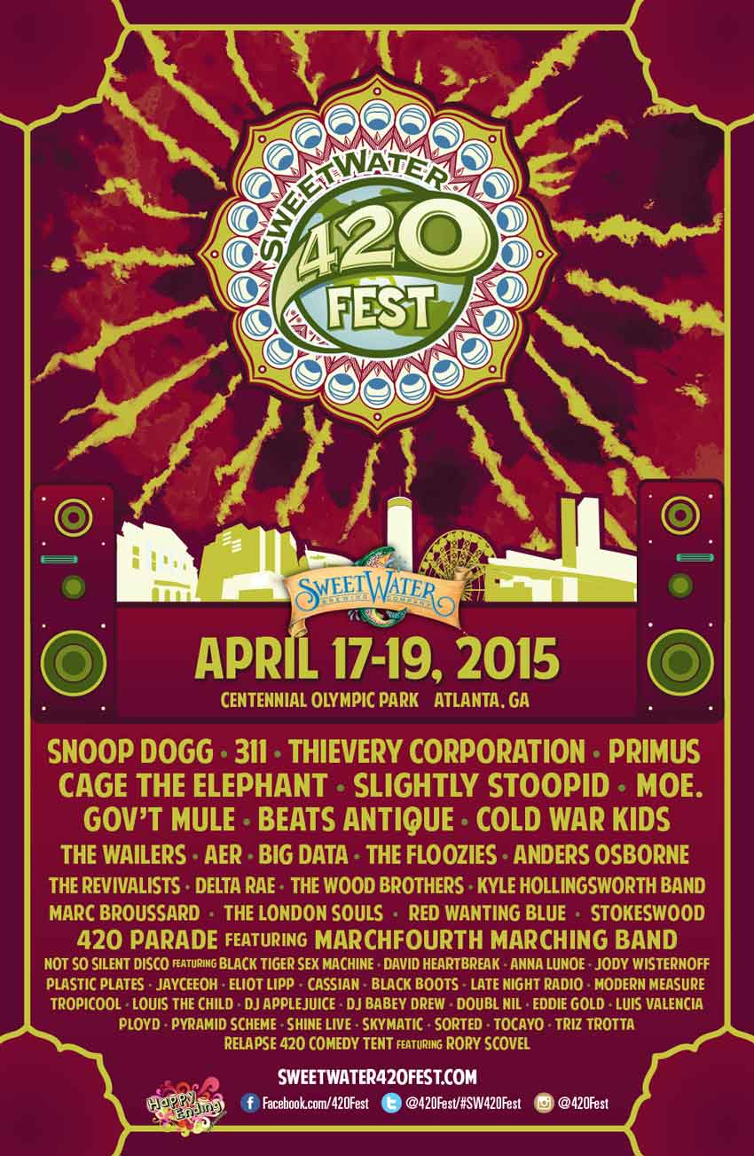 2015 Sweetwater Poster