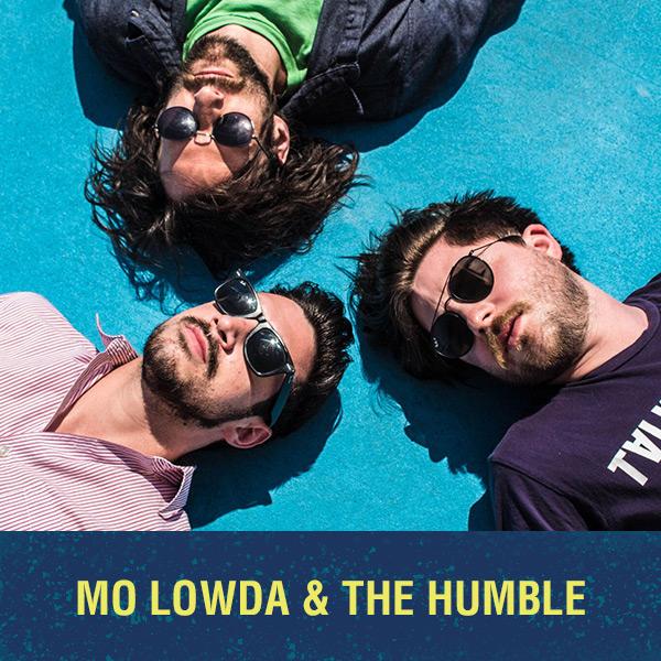 Mo Lowda and The Humble